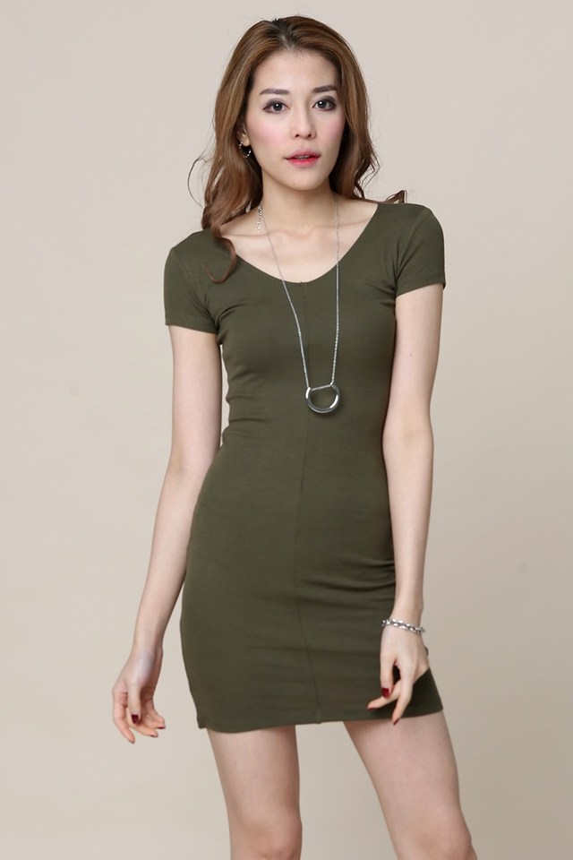 MSIA READY STOCK - Molly Dress(More Colours Available )