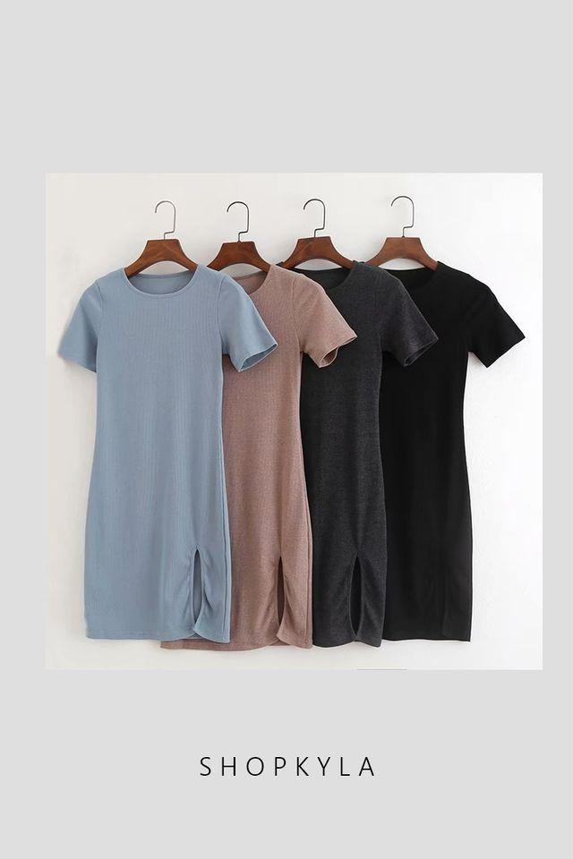 BACKORDER  - DILLAN DRESS