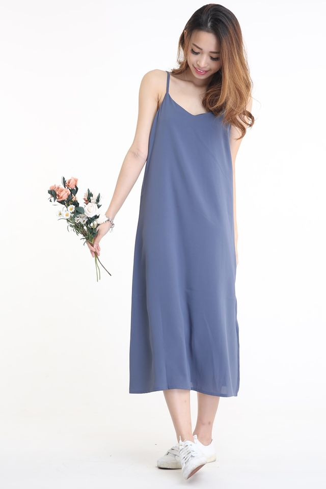 IN STOCK -ADELA MIDI DRESS (MORE COLOUR)
