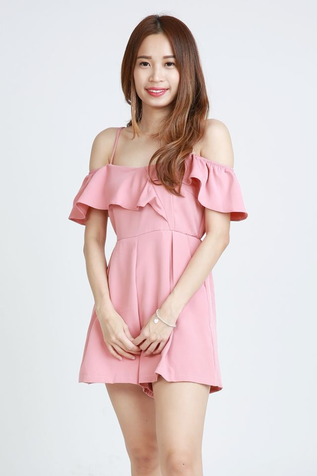 PREORDER - EMERIC ROMPER IN PINK