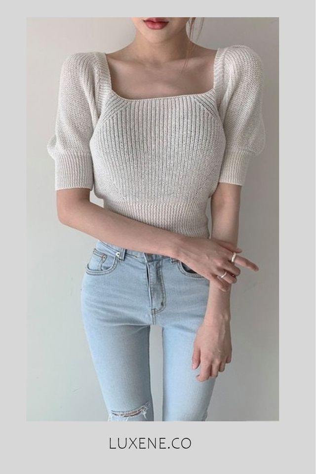 PREORDER - L005 TOP(MORE COLOURS)