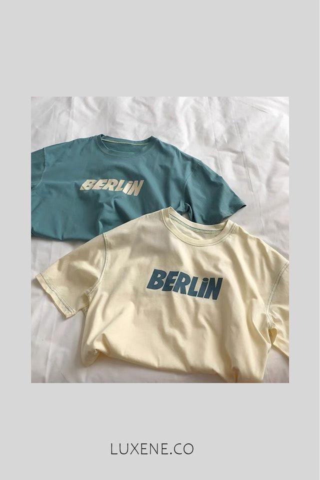 PREORDER - L0169 BERLIN TEE