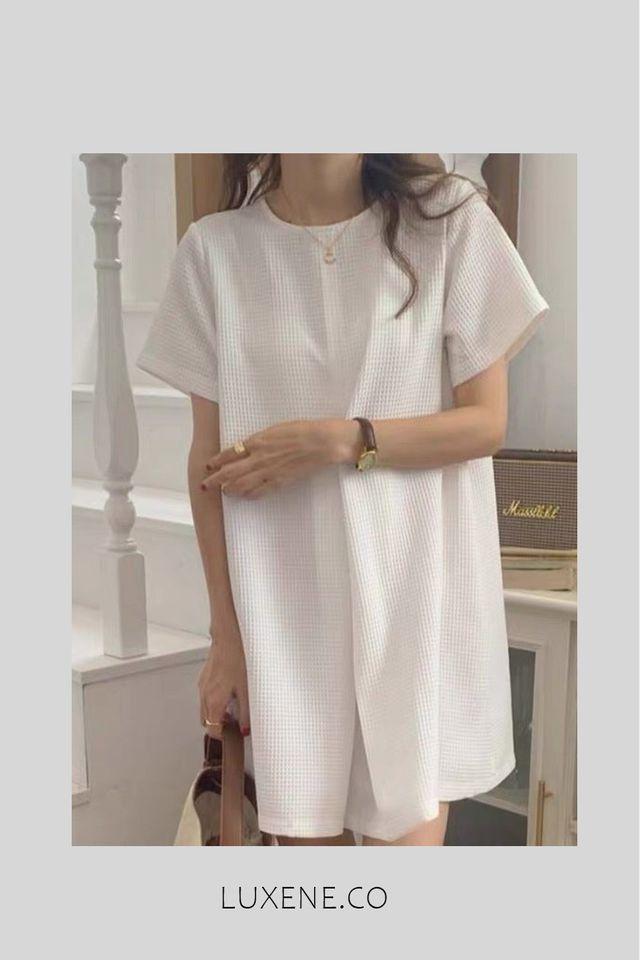 PREORDER - L0384 SHIFT DRESS