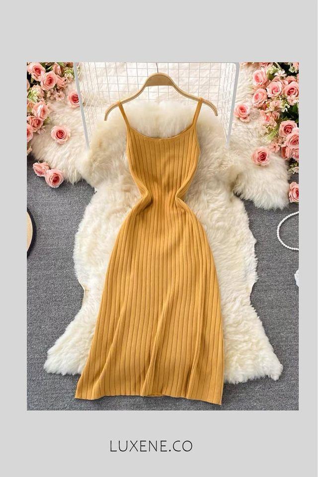 PREORDER - L0479 SPAG DRESS